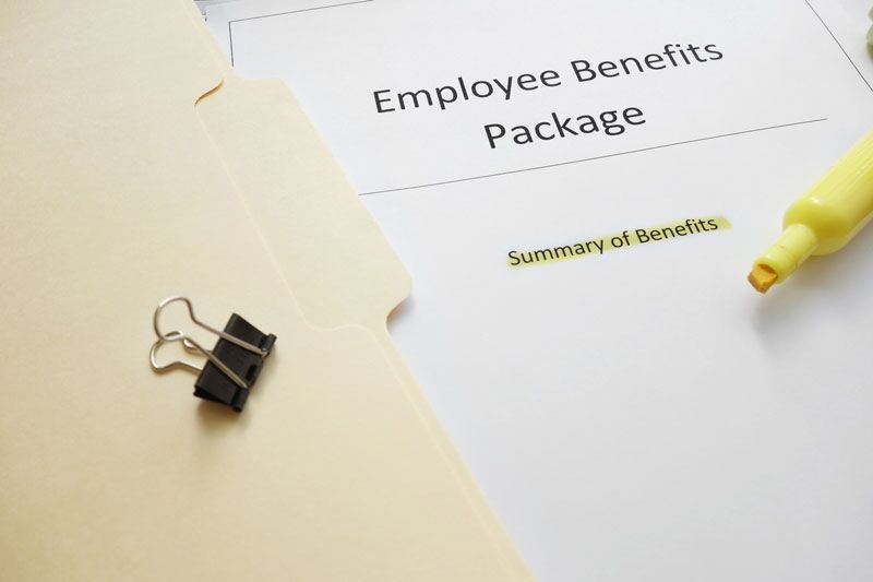 employee benefits package, workers consider healthcare coverage a more attractive employee benefit than 401(k)s